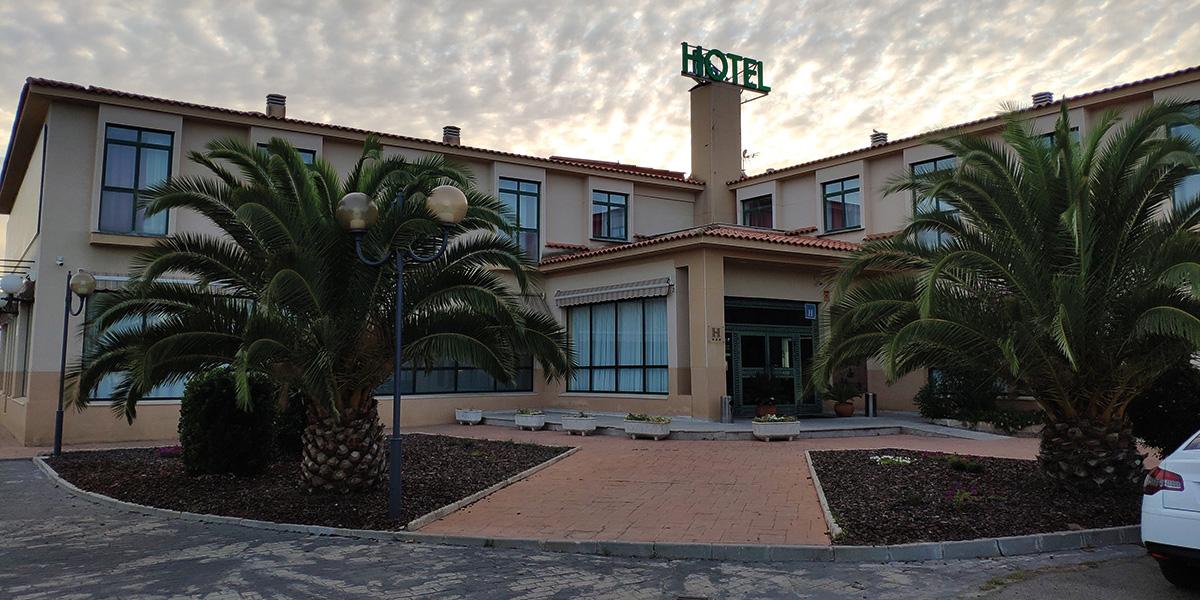 Hotel DST Alonso de Monroy